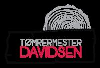 Tømrermester Davidsen ApS - Ring 2229 2834 Logo