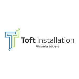 Toft Installation